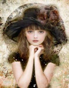 Miharu Yokota vero capolavoro garanzia No. lavoro mostra 6 New Art Marche Kobe Girl Photography, Vintage Photography, Children Photography, Art And Illustration, Fantasy Paintings, Fantasy Art, Illustrator, Art Model, Artist Painting