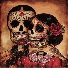 Amor a muerte