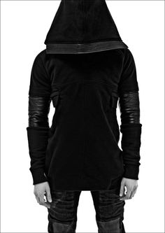 CONQUISTADOR, AW11: zip-off sleeves, leather accents, new conquistador stuff - yay!