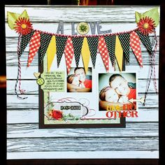 Image result for scrapbook banners