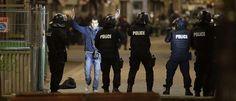 +++ Terror-Gefahr im Live-Ticker +++: Explosionen in Paris: Polizei jagt Drahtzieher - Frau sprengt sich in die Luft