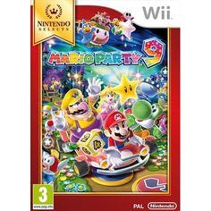 Nintendo Selects Mario Party 9, Wii - Tillbehör - Teknikproffset