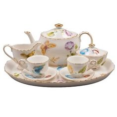 child tea set