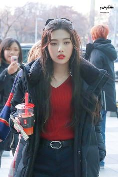 Check out Black Velvet @ Iomoio Red Velvet Joy, Red Velvet Irene, Pink Velvet, Black Velvet, Seulgi, Kpop Girl Groups, Kpop Girls, Korean Girl, Asian Girl