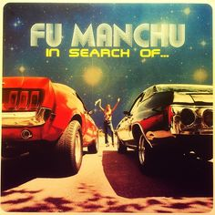 Fu Manchu - In search of.. #vintage #vinyl #shellac #cratedigging At home in many genres, enjoy your daily cratedigging inspiration here: Facebook.com/cratesofspace