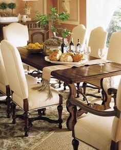 Can you see this in your kitchen? Violetta Pedestal Table Drexel ...