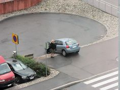 parking problems?