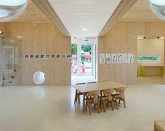 NEXT architects child care in the netherlands #reggio