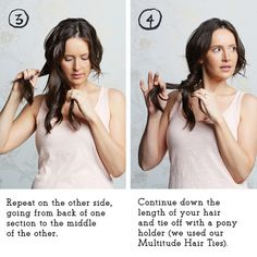 Braiding how-to's