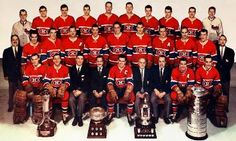 Eleventh Stanley cup win Hockey Teams, Hockey Players, Ice Hockey, Team Pictures, Team Photos, Montreal Canadiens, Fan Image, Stanley Cup Champions, Good Old Times