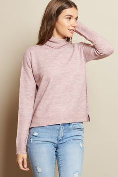 "#7 — Garage Clothing ""Midi Turtleneck Sweater"""