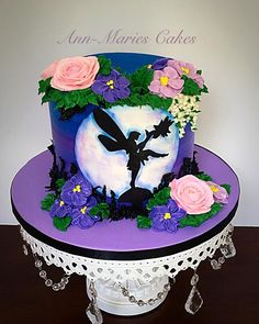 A midsummer nights dream - Cake by Ann-Marie Youngblood