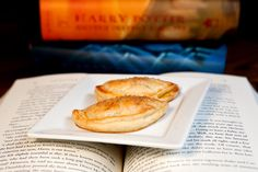 """Pumpkin Pasties 
