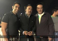 Celebs at Sandip Soparrkar's New Year party at his residence