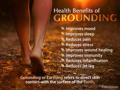 Grounding Your Body for Optimal Health - DrJockers.com