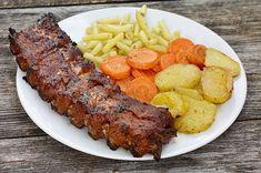 Pulled Pork, Carne, Barbecue, Steak, Food, Shredded Pork, Barrel Smoker, Essen, Bbq