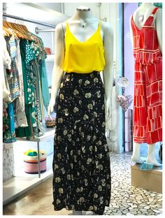Maxi Outfits, Jean Outfits, Fashion Outfits, Looks Style, Casual Looks, My Style, Stacy London, Two Piece Jumpsuit, Girl Fashion