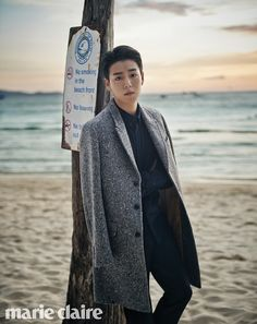 Lee Hyun Woo for Marie Claire