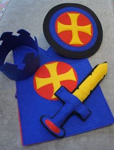 King / Prince / Knight fancy dress costume / dress up - The Supermums Craft Fair