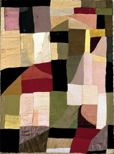 Sonia Delaunay: The Original Art Quilter in Quilters Newsletter April/May 2015