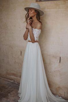 011947c2d4a Le mariage bohème chic parfait en 100 idées de décoration