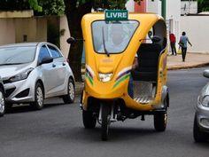 RJ pode ganhar um novo meio de transporte: os simpáticos tuk-tuks