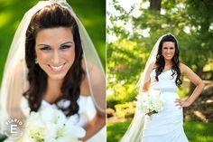 http://www.makemefabulous.com Wedding hair and makeup, Hilary & Mike's Glen Sanders Mansion Wedding - Elario Photography