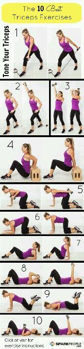 Behöver göra något åt armmusklerna! Värt att prova!