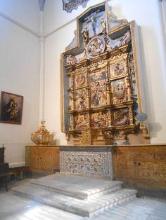 Capilla de San Idelfonso.
