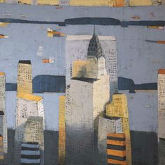 EAST RIVER : CITYSCAPES : Cityscapes, Paul Balmer