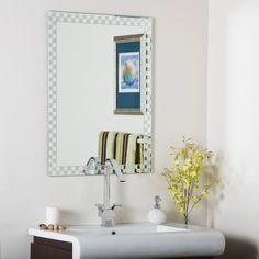 Latest Posts Under: Bathroom wall mirrors