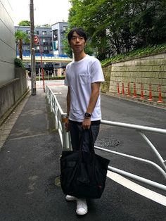 Y's Wardrobe: 【ambiente UNIQLO BAND OF OUTSIDERS】月曜日はシンプルデー!?ノーム...