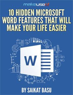 10 Hidden Microsoft Word Features That Will Make Your Life Easier Computer Lessons, Computer Help, Computer Programming, Computer Science, Computer Tips, Technology Lessons, Technology Apple, Computer Literacy, Computer Basics