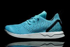 adidas ZX Flux Adv Asymmetrical Primeknit Blue