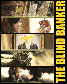 """""""The Blind Banker"""" #BBCSherlock"""
