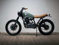 1994 Yamaha SR250 #MokkaCycles