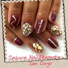 by @sakuranailsandiego