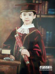 Laurenn Hanna Lunde ♥ #laurenhannalunde #laurenlunde #bubleelauren #kindergardengraduation #kindergarden #graduate #littlegirl #cute #lovely #beautiful ~