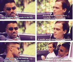 Reid & Morgan lol