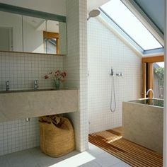 (Not small but I like the bathroom itself.)