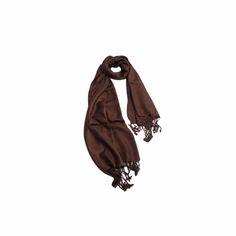 Pashmina Lisa Marrom #pashmina #pashimina #modafeminina #fashion #scarf #scarfs