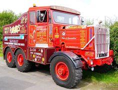 1955 Scammell Explorer Vintage Trucks, Old Trucks, Old Lorries, Heavy Duty Trucks, Fun Fair, Jeep Truck, Car Brands, Commercial Vehicle, Classic Trucks