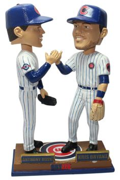 07126bc2e30 ... Chicago Cubs 2016 World Series Bobbleheads. See more.  55 and only  available from the National Bobblehead HOF and Museum. This bobblehead  features the