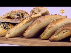 فطائر البيتزا الصحية | سالي فؤاد - YouTube