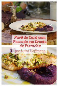 Uma receita deliciosa para os amantes de peixes, por Luiza Hoffmann.