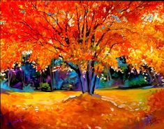 marcia baldwin tree of life - Google Search Autumn Painting, Autumn Art,  Autumn Trees 67fbc7b9a93