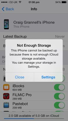 "iPhone Storage Hacks That Will Change Your Life iPhone ""Not Enough Storage"" will become a thing of the past with these quick tips!iPhone ""Not Enough Storage"" will become a thing of the past with these quick tips! Life Hacks Iphone, Cell Phone Hacks, Iphone Codes, Iphone 6, Iphone Charger, Simple Life Hacks, Useful Life Hacks, Iphone Information, Iphone Secrets"