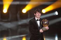 Lionel Messi: 26 años, 26 momentos | El 2o. Balón de Oro (2010)