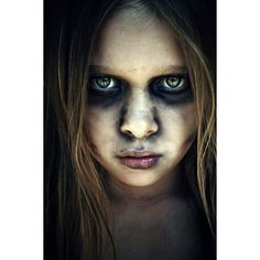 Zombie Makeup Ideas for the Living Dead Look ❤ liked on Polyvore featuring beauty products e makeup