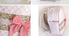 Gracias a las indicaciones de PATRONES MUJER vamos a poder elaborar esta preciosa mochila infantil.